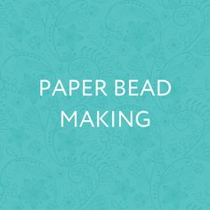 There is so much to learn about paper beads and paper bead jewelry making that we had to dedicate an entire board to it! Make Paper Beads, Paper Bead Jewelry, How To Make Paper, How To Make Beads, Diy Paper, Paper Crafts, Diy Crafts, Rollers, Quilling
