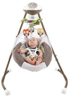 Baby Swing Set Rocker Sleeper Fisher-Price Cradle Newborn Hammock Side Head Toe  #FisherPrice