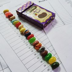 Pin for Later: 22 Easy Harry Potter DIYs That Even Muggles Can Make Create a Bertie Bott's Game Create and print out a Bertie Bott's Every Flavor Beans blind taste test game, and see just how well your friends know the Harry Potter candy!