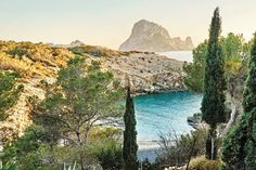 The coast of Ibiza is one of the world's most magnetic spots. Here's a portrait of the island from some of the artists, hippies and 24-hour party people who have settled here.