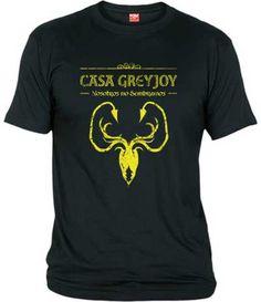 Casa Greyjoy - Juego De Tronos