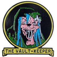 EC Comics Tales From The Crypt The Vault-Keeper Enamel Pin Made by Kreepsville 666
