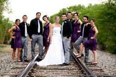 Railroads Tracks!