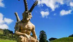 Teufelsgasse in Kirchdorf in Tirol • Region St. Johann in Tirol Statue Of Liberty, Travel, Clouds, Vacation, Statue Of Liberty Facts, Viajes, Statue Of Libery, Destinations, Traveling