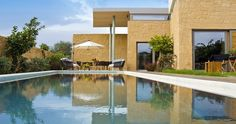 Holiday villa rental in Chania. Spacious traditional stone made villa with private pool.
