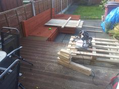 Came in handy having the mitre saw to hand