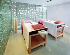 Luxury Spa Decoration Ideas 7 Giancarlo Mazzanti Massage Therapy Rooms Massage Room Decor
