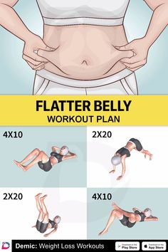 Fitness Workout Plans to Transform Your Body in 1 Month Toning Workouts, Easy Workouts, Ab Workout At Home, At Home Workouts, Workout Plans, Lose Belly Fat, Weight Loss Journey, Losing Weight, Simple Rules