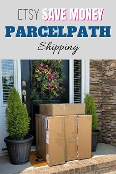 If you are like me and have been struggling with the cost of shipping your wreaths or any other product you make then I have a great solution for you! I have found an amazing shipping software called ParcelPath. Learn how I save money on shipping costs! Seasonal Decor, Fall Decor, Wreath Making Supplies, Diy Home Decor Projects, Decor Ideas, Do It Yourself Crafts, Craft Markets, Trendy Tree, How To Make Wreaths