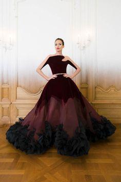 Mafash14/ Stephane Rolland | Haute Couture | AI2014-15 | Look 13 #mafash14 #bocconi #sdabocconi #mooc #w1 #hautecouture #ai2015