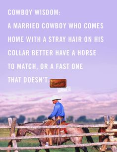 ❦  A little cowboy wisdom by Wrangler! — with Christine Malits Cafazzo - Professional Roughstock Series