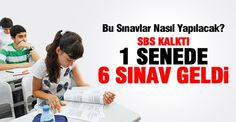 İşte SBS Yerine Gelecek Yeni Sınav Sistemi!