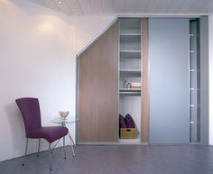 Schuifdeurkast voor in uw gang of slaapkamer, volledig op maat gemaakt | www.comfortinstijl.nl