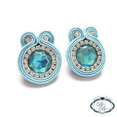 Shibori, Beaded Jewelry, Diy Jewellery, Ale, Gemstone Rings, Instagram, Turquoise, Beads, Earrings