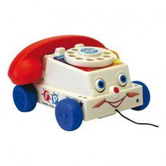 Téléphone - Réédition vintage Multicolore  Fisher Price Vintage