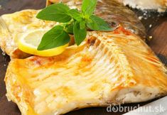 Pečený kapor na masle Turkey, Chicken, Ethnic Recipes, Fishing, Places, Turkey Country, Bass Fishing, Peaches, Pisces
