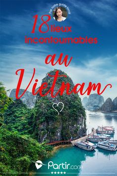18 lieux incroyables à découvrir lors de votre voyage au #Vietnam Le Vietnam, Vietnam Voyage, Vietnam Travel, Hoi An, Hanoi, Ho Chi Minh, Voyage Europe, Workout Accessories, Southeast Asia