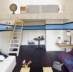 Easy Tips to design a pretty Small Apartment