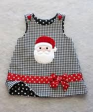 Take a look at this Black & White Shepherd's Check Santa Jumper - Infant & Toddler by Katie Bug Casuals on today! Love the checks with contrasting polka dots, both the black and white lining and the red sash. Toddler Dress, Toddler Outfits, Baby Dress, Toddler Girl, Kids Outfits, Infant Toddler, Little Dresses, Little Girl Dresses, Sewing For Kids