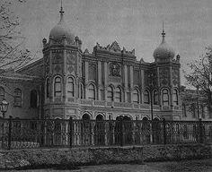 Taksim Kışlası ya da Halil Paşa Topçu Kışlası, 1780 - 1940 yılları arasında İstanbul Taksim Meydanı'nda