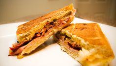 BBQ Pulled Pork Cuban Sandwiches!