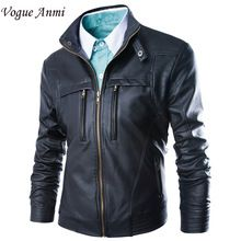 Like and Share if you want this  New Leather Jacket 2016 Fashion Mens Diagonal Zipper Slim Black Pu Leather Jackets Men Brand Biker Jacket     Tag a friend who would love this!     FREE Shipping Worldwide     #Style #Fashion #Clothing    Get it here ---> http://www.alifashionmarket.com/products/new-leather-jacket-2016-fashion-mens-diagonal-zipper-slim-black-pu-leather-jackets-men-brand-biker-jacket/