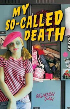 My So-Called Death by Stacey Jay. After dying in a cheerleading accident, high school freshman Karen turns into a zombie and enrolls at a boarding school for the undead where she uncovers a murder mystery.