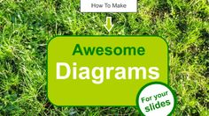 LifeHacker guide on making good diagrams for PowerPoints slides.