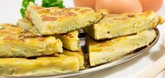 Spaanse aardappel tortilla zonder zout