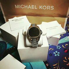 Nerdy and Chic - Michael Kors Smart Watches #michaelkors #michaelkorssaat #michaelkorswatches #mkwatches #mksaat #michaelkorsistanbul #michaelkorsselma #mkjetset #smartwatches #mksmartwatches #mkakillisaat #ootd #shopbossamia #bossamia