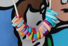 Zoe Disc Necklace on Etsy, $55.00 AUD