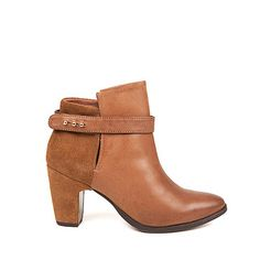 Ankle boot. These are totally my style