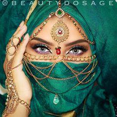 ღஐღ Вeauty dosage of the Eastღஐღ Arabian Eyes, Arabian Nights, Beautiful Girl Image, Beautiful Eyes, Hijab Makeup, Brow Palette, Arabic Makeup, Fashion Mask, Brow Gel