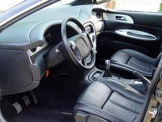 Bugatti EB 112 Interior
