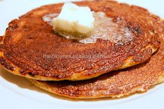 Emily's Trim Healthy Mama S Pancakes. Maybe try when we can have soft cheese again