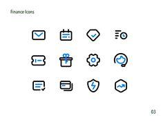 Finance Icons 03