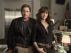 Roadies TV series starring Luke Wilson and Carla Gugino