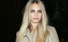 Cara Delevingne, the model, warns a 'dislike' button on Facebook could   encourage negativity