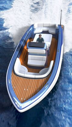 Luxury rib boat for superyachts design by H.Bekradi – Vehicles is art Yacht Design, Boat Design, Yatch Boat, Rib Boat, Build Your Own Boat, Boat Kits, Used Boats, Small Boats, Motor Boats