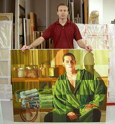 realism  paintings artist raphael perez realistic  art painting rafael peretz…