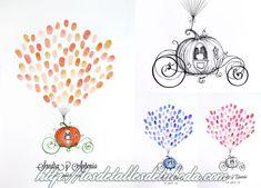 Blog de los detalles de tu boda | Libros de firmas con huellas para bautizos y bodas llenos de color | http://losdetallesdetuboda.com/blog/libros-de-firmas-con-huellas-para-bautizos-y-bodas-llenos-de-color/