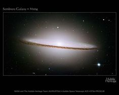 The Majestic Sombrero Galaxy (M104)