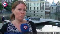 Festivaldirecteur Annemarie bij Omroep West!