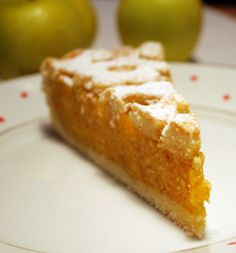 Čas jesenný, čas jablčných koláčov... Cornbread, Banana Bread, Sweet Tooth, Food And Drink, Apple, Baking, Cake, Ethnic Recipes, Basket