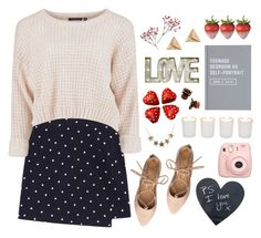 """happy valentine's day!! <3"" by bvaldez on Polyvore featuring art"