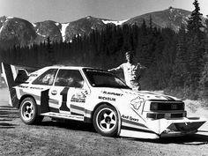 Wie ein Chef: Der Walter, 1986 Audi Sport quattro Pikes Peak - New Sites Audi Sport, Sport Cars, Sport Quattro, Audi Quattro, Bentley Continental, Audi Tt, Logo Audi, Porsche, Classic Race Cars