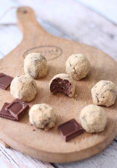 Peanøttsjokoladekuler