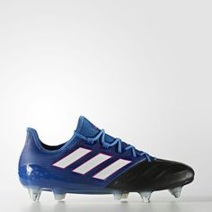 Tested Technology in Adidas boots supports your ability. Adidas ace 17.1  Leather