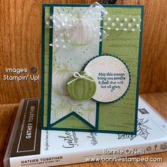 Stampers Dozen Blog Hop August 2019 It's here, the middle of August 2019! What does that mean? It means the Stampers Dozen Blog Hop August 2019 is LIVE! What was the theme for this month? Sneak Peek of product from the Stampin' Up! Holiday Catalog. Let's take at look at the quick card I created last night (under 20 minutes, being creative at times takes a long time) using a new bundle from the Holiday Catalog.   Gather Together Bundle Earlier this week I made another sneak peek card… Fall Cards, Holiday Cards, Christmas Cards, Christmas 2019, Leaf Cards, Stampin Up Christmas, Thanksgiving Cards, Catalogue, Card Sketches