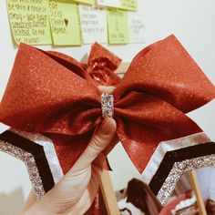 Our brand new bows!